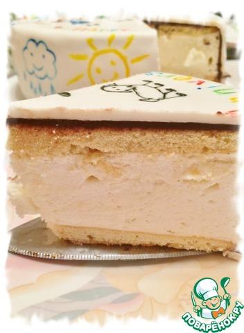 Птичье молоко торт от александра селезнева видео рецепт