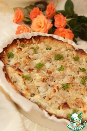 Рецепт Запеканка из рыбы с грушами