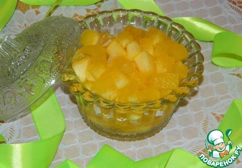 Лимонная тыква