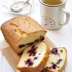 Творожный кекс с вишней и брусникой D'arbo