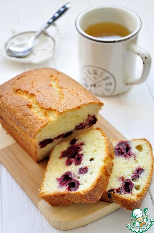 Десерт с брусникой рецепт 79