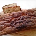 Хлеб ржано-пшеничный на кефире