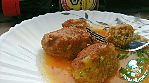 Салат с огурцом и курицей рецепт