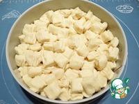 """Пирог """"Кубики"""" ингредиенты"""