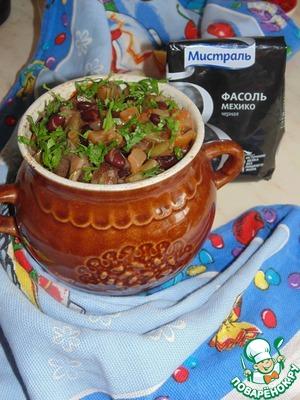Рецепт Почти мексиканское рагу