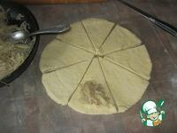 Пирог из быстрого дрожжевого теста ингредиенты