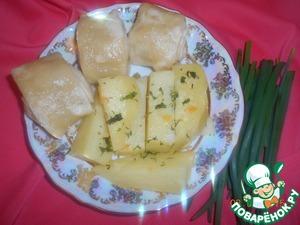Рецепт Картошка под хинкали