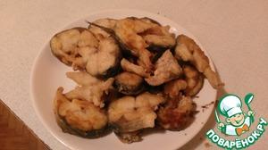 Рецепт Жареная скумбрия