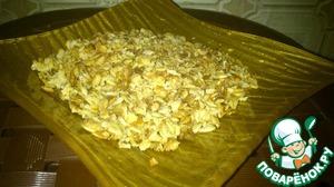 Запечённые карамельные мюсли пошаговый рецепт с фотографиями как приготовить