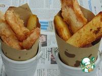 Рыба и чипсы ингредиенты