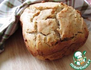 Рецепт Хлеб с фасолью в хлебопечке