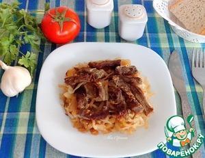 Рецепт Свинина в соево-имбирном маринаде