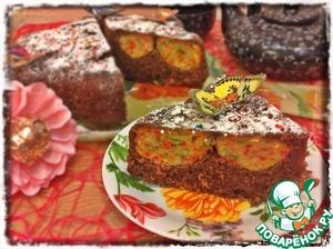 Рецепт Манник с творожно-кокосовыми шариками