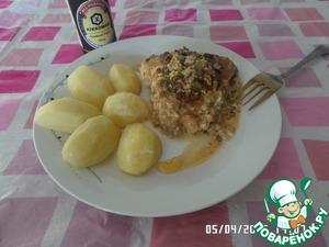 Рецепт Курица в йогурте
