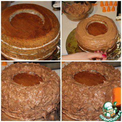 Гнезда рецепт с пошагово в