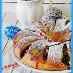 Пасхальный хлеб-пирог