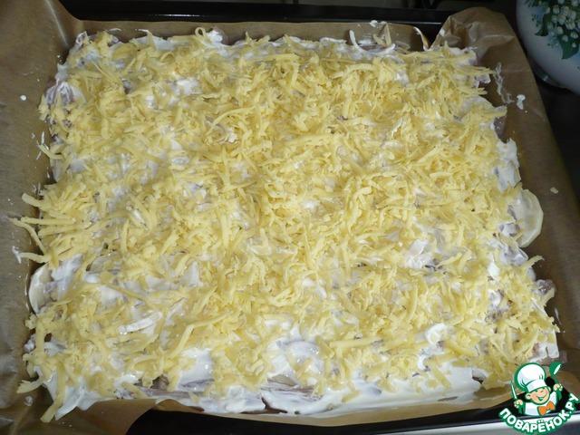 Рецепты вкусных картофельных запеканок с фото