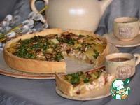 """Пирог """"Сытный ужин"""" ингредиенты"""