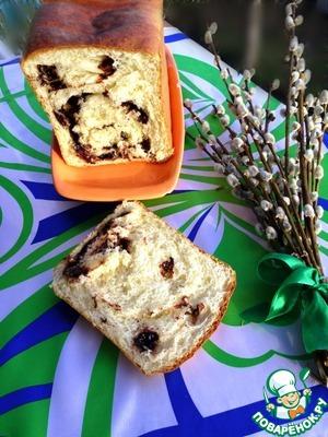 Рецепт Хлеб с шоколадом