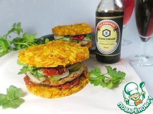 Пловбургер вкусный пошаговый рецепт приготовления с фото как готовить