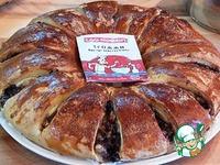 Пасхальный хлеб-пирог ингредиенты