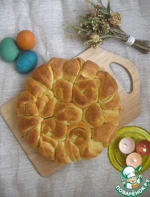 Рецепт Праздничный хлеб