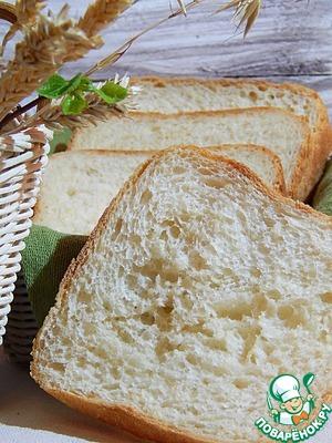 Рецепт Йогуртово-медовый хлеб