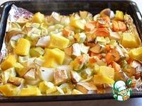 Самый вкусный суп-пюре «Бархатный» ингредиенты