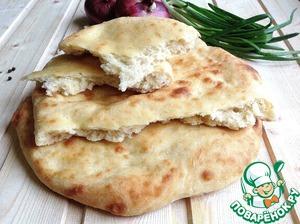 Рецепт Настоящий грузинский лаваш