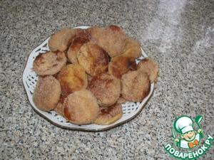 Рецепт Мраморное сахарное печенье
