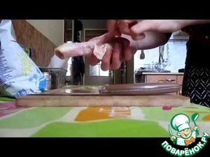 Рецепт Запеченные куриные голени в кефире