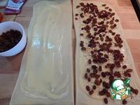 Цюрихский венок из смешанного теста ингредиенты