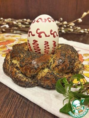 Рецепт Булочки-подставки для яиц