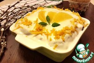 Готовим Медовый пасхальный кекс-кулич домашний пошаговый рецепт с фотографиями
