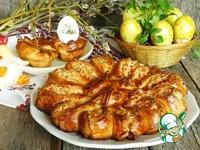 Пасхальный пирог с мясом ингредиенты