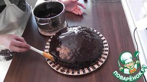 Рецепт Блестящая шоколадная глазурь для тортов и выпечки