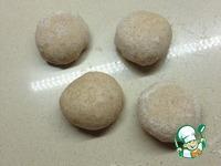 Индийские лепешки чапати на сыворотке ингредиенты