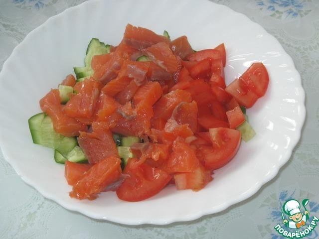 рецепт салат с сыром сиртаки рецепт с