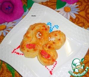 Рецепт Булочки-бабочки