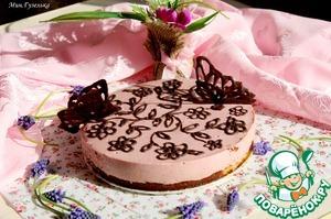 Рецепт Легкий тортик-суфле
