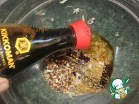 Рулет из пашины с начинкой ингредиенты