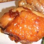 Курица в сахаре
