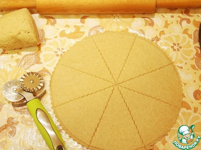 рецепт пирог из сайры консервированной с фото