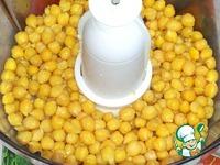 Хумус из нута ингредиенты