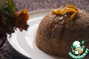 Рецепт Пасха шоколадно-апельсиновая