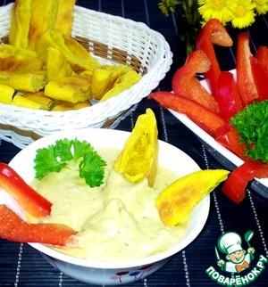 Рецепт Хумус из нута