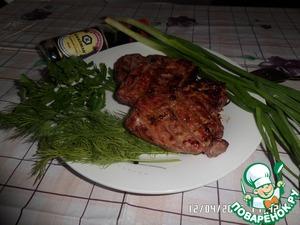 Рецепт Шашлычок из свинины