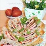 Пирог «Богатырский»