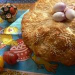 Пасхальный хлеб по-итальянски
