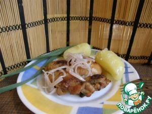 Рецепт Самый вкусный куриный шашлык и его секреты